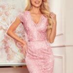 Večerní šaty model 153752 Numoco