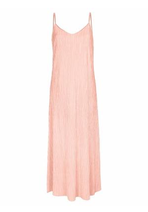 2bd8bc89d43e ASHLEY BROOKE by heine Dlouhé šaty plisované Ashley Brooke by heine růžová  – krátké velikosti