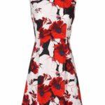 ASHLEY BROOKE by heine Šaty s květinovým designem Ashley Brooke by heine pestrobarevná