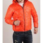 Bunda Replay M8854 Jacket Oranžová