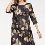 CLAIRE WOMAN Vzorované šaty Claire woman květinová