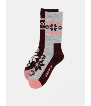 sada-dvou-paru-zimnich-ponozek-v-sede-a-vinove-barve-s-primesi-vlny-kari-traa.jpg