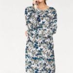 Tom Tailor Halenkové šaty Tom Tailor květinová
