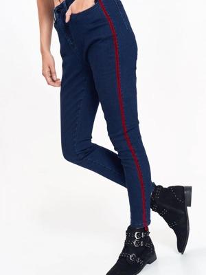 top-secret-jeansy-damske-modre-s-cervenym-pruhem.jpg