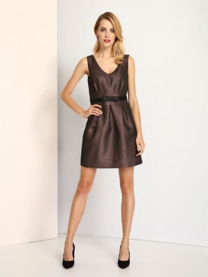 068f591341f Top Secret šaty dámské bez rukávu poslední kus