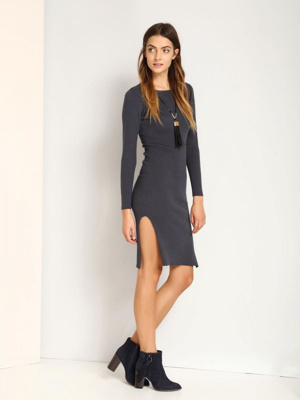 d45ac206002c Top Secret šaty dámské dlouhý rukáv