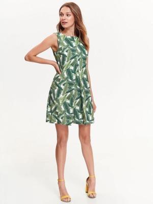 f522b5b4f834 Top Secret šaty dámské zelené bez ramínek